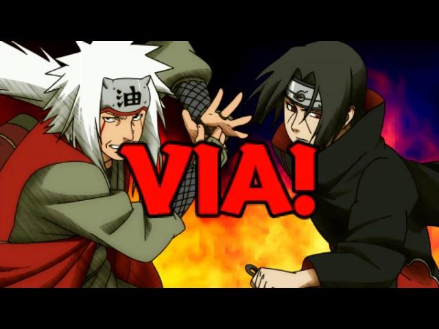 Naruto Ultimate Ninja Heroes 2 The Phantom Fortress HIDDEN MUGENJO часть 25