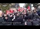 Антиамериканский митинг в Анкаре разогнали слезоточивым газом