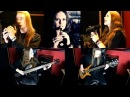 YARILO [Arkona vocal/flute/bass cover] by Creia and Mike