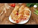 Горячие бутерброды с курицей - Рецепты от Со Вкусом