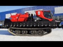 КГФ-ВТС-ПОЛЯРНИК (аналоги ТМ-140, МТ-ЛБу, МГГ-529) - снегоболотоход, гп 10 т., на плаву 5,3 т.