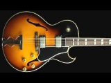 Soulful Bluesy Groove  Guitar Backing Track Jam in Am