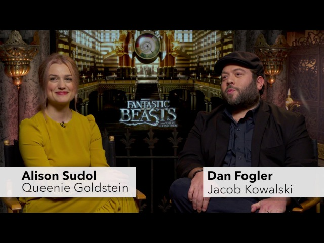 Lets Go DFW! - Fantastic Beasts and Where To Find Them interview