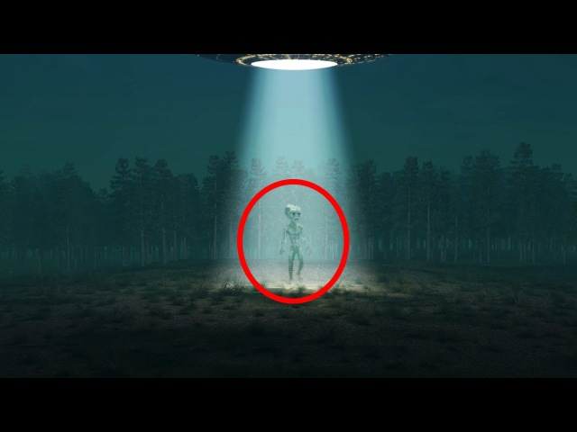 UFO With Aliens!! Alien Encounters Caught On Camera!!