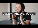 Every Time We Touch Cascada POP PUNK COVER by Jonathan Young