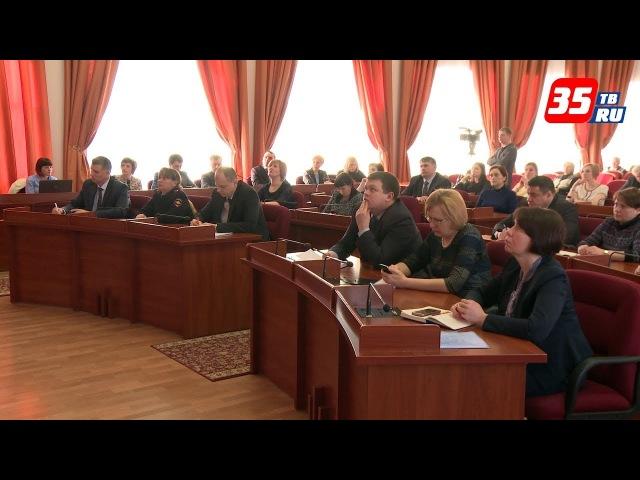 «Скамейку запасных» для муниципальных служащих создадут в Череповце