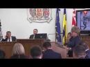 Телеканал ВІТА новини 2017 10 27 Вінницькі депутати затвердили зміни до кошторису