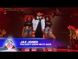 Jax Jones - You Don't Know Me FT. Raye - (Live At Capitals Jingle Bell Ball 2017)
