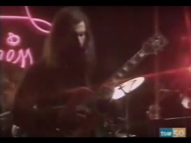 Gotic - 70s jazz funk fusion - live 1978 spanish progressive rock