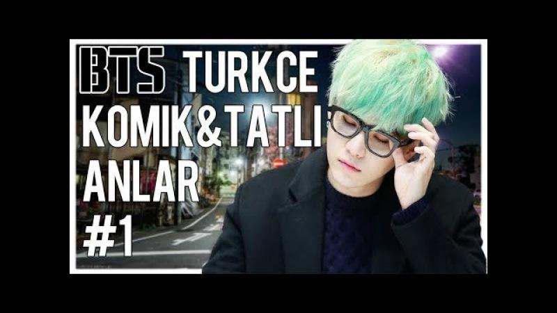 『BTS』KOMİKTATLI ANLAR 1 (türkçe altyazılı)