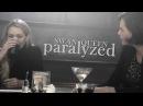 ► swan queen paralyzed