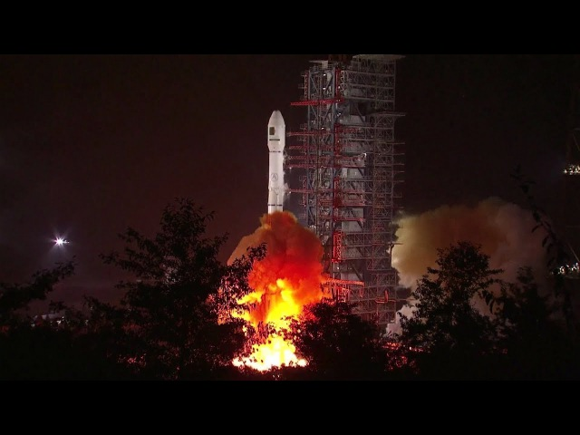 Alcomsat-1 launched by Long March-3B