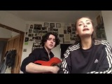 Fin macmillan and ella purnell who sing Everybody want to be a Cat !