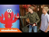Henry Danger Brawl in the Hall + Game Shakers Babe Gets Crushed The After Party Nick