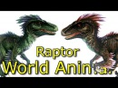 Jurassic World Animal Planet Dinosaurs Raptor Velociraptor Learning Video for Kids Part 2