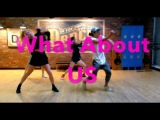 Pink  What About Us  Choreography by Viet Dang