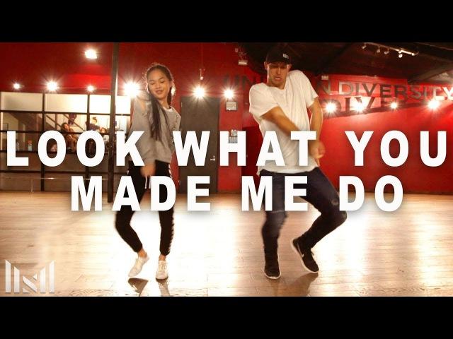 TAYLOR SWIFT - Look What You Made Me Do Dance | Matt Steffanina ft AC Bonifacio