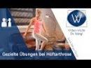 Arthrose Übung Gymnastik bei Arthrose Gabi Fastner bei Hüftschmerzen Coxarthrose Hüftarthrose