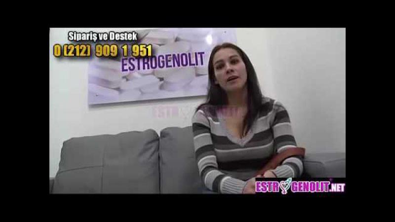 Orjinal estrogenolit damlası