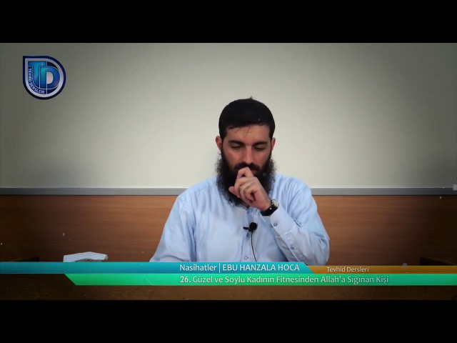 Şehvet Fitnesinden Kurtulma Yolu HD - Ebu Hanzala
