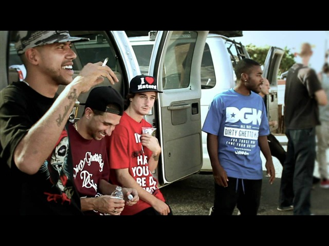DGK and Zero teamed up for the Fresh Til Death Tour