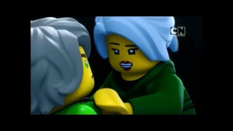 Ninjago episode 81 clip: Lloyd vs Harumi