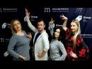 ШоуПроектТанцы 12. Ольга Хасанова, Евгения Михалева, Антон Петров и Светлана Паршина