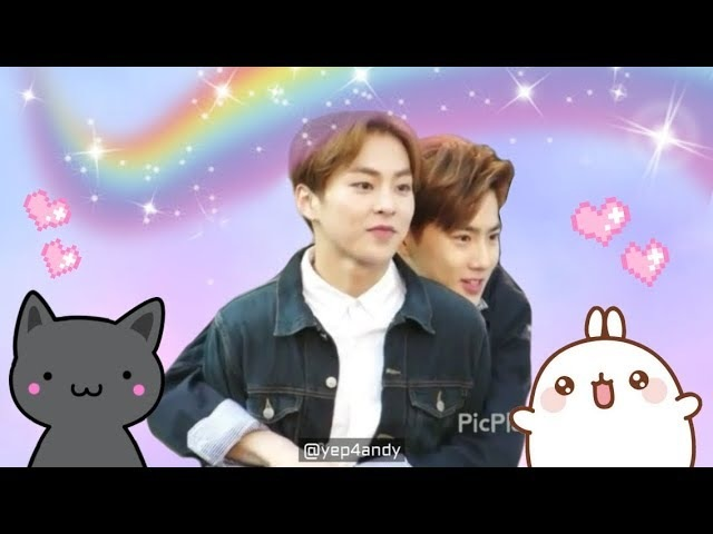 Proof that exo are just giant babies | exo crack | funny compilation