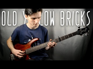Arctic Monkeys - Old Yellow Bricks (solo bass cover / arrangement) [FREE TABS] by Arkadiy Kolenda