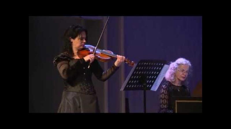 Heinrich Ignaz Franz fon Biber Sonata N5 e moll