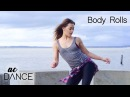 Body Roll and Isolation Demo with Alissa Cleo