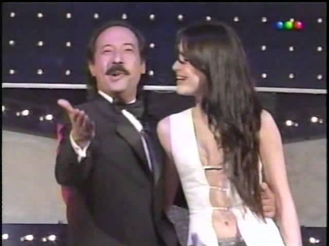 Natalia Oreiro . Venenososdesiempre.com . Pone a Francella 2001 (completo)