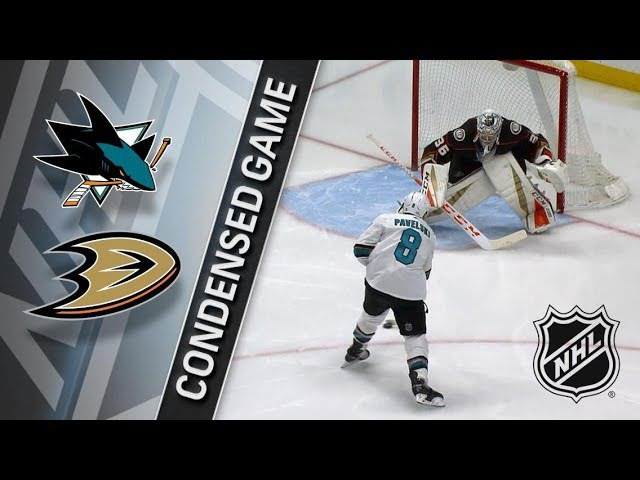 San Jose Sharks vs Anaheim Ducks – Feb. 11, 2018 | Game Highlights | NHL 2017/18. Обзор