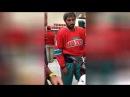 Александр Овечкин на съёмках новой рекламы пиццы «Папа Джонс»