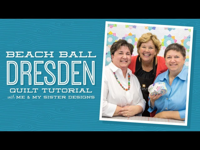 Make a Beach Ball Dresden with Jenny and Me My Sister
