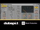 Ableton Live 9 Tutorial: Using The New Glue Compressor