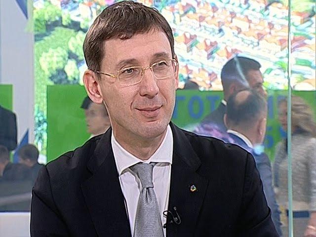Российский инвестиционный форум в Сочи. Юрий Крестинский