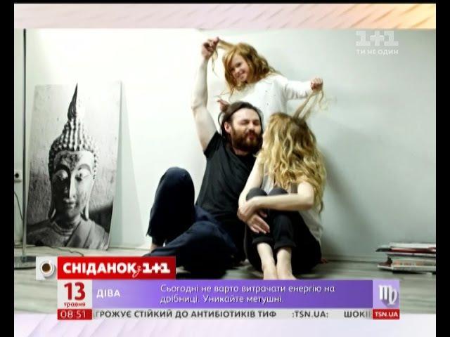 Альоша і Настя Багінська презентували спільний кліп