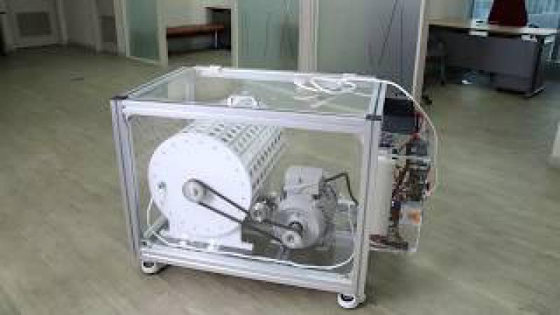 FREE ENERGY MAGNETIC MOTOR -GENERATOR 10 KW