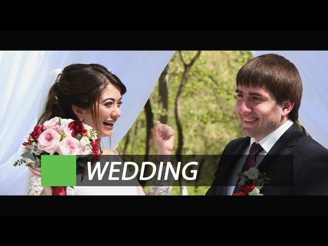 Свадебные моменты Александра и Ольги _студия KOKOS-FILM
