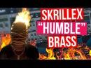 (perfect) Skrillex Humble Brass Lead Serum Tutorial (FREE PRESET)