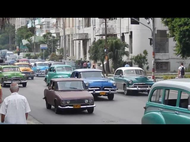 Cars in Havana - Cuba