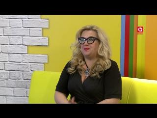 Елена Каханова - модель plus size