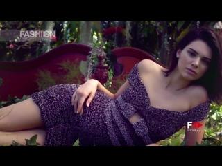 LA PERLA Starring KENDALL JENNER - ADV Campaign Fall Winter 2017 2018 - Fashion Channel