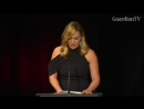 Kate Winslet gets emotional at SAG Patron Awards
