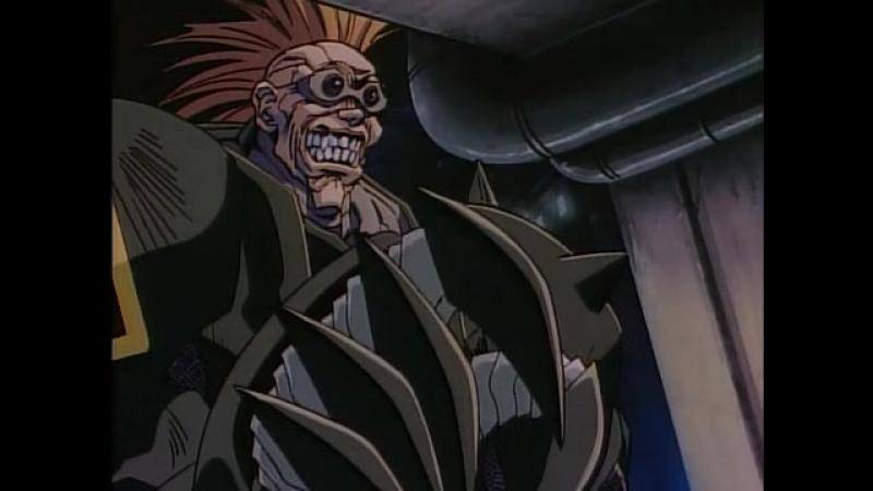 Сны оружия\Боевой Ангел Алита (1993) OVA 1-2