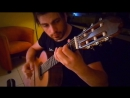 The Hobbit - The Misty Mountains Cold on Fingerstyle by Fabio Lima