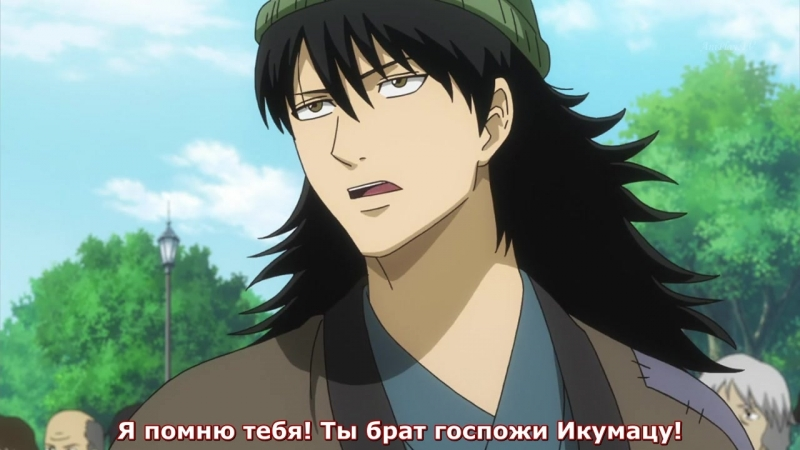 Гинтама 3 серия (331) [русские субтитры AniPlay.TV] Gintama (Shinsaku)