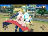 NARUTO SHIPPUDEN  Ultimate Ninja STORM 4 Немножко нубства XD
