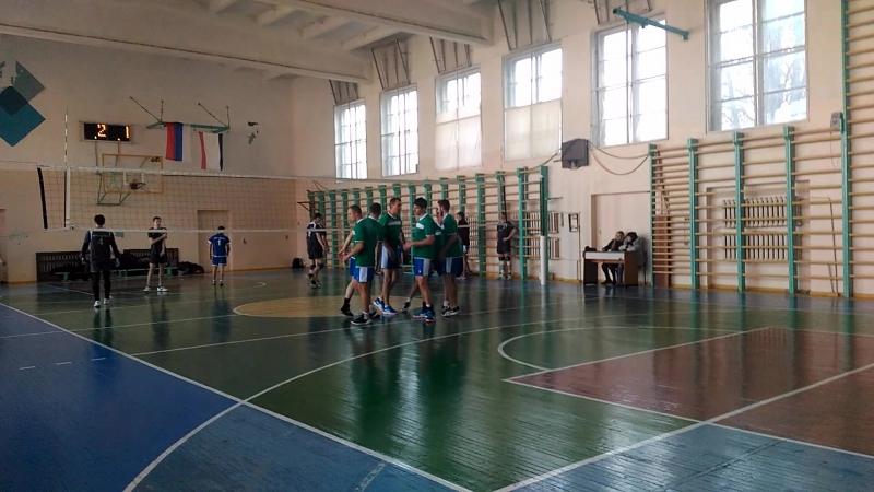Армянск-Альма Крым 3 партия 1ч 25.11.17